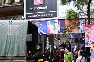 Thành ủy Hà Nội nói về Nhật Cường mobile bị khám xét