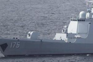 Hai tàu khu trục TQ mới hạ thủy uy lực ra sao so với tàu Mỹ?