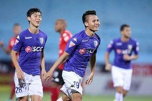 Hà Nội FC quyết tâm giành chiến thắng ở lượt đấu cuối vòng bảng AFC Cup