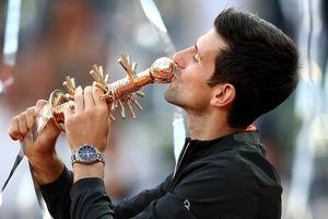 Rome Masters: Djokovic sẽ lại là đê chắn cơn sóng dữ Next Gen