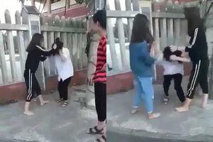 Nữ sinh liên tục đánh bạn, quay clip gây xôn xao dư luận tại Quảng Bình