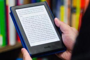 Đối thủ nặng ký của Amazon Kindle sắp xuất hiện