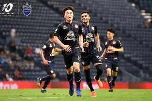 Xuân Trường lọt vào đội hình tiêu biểu vòng 10 Thai League
