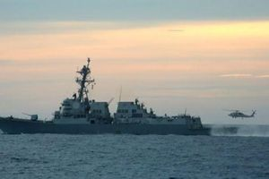 Bế mạc Diễn tập thực địa ADMM+ về an ninh hàng hải