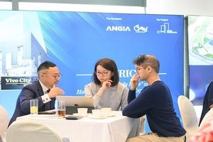 Doanh nghiệp bất động sản Việt đưa sản phẩm ra thị trường quốc tế