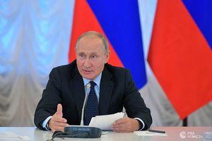 Tổng thống Nga Putin phê chuẩn học thuyết an ninh năng lượng mới
