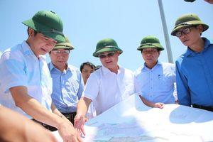 Chủ tịch UBND tỉnh: Hoàng Mai cần tính toán nguồn lực đất đai dành cho thu hút đầu tư
