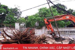 Xây dựng NTM kiểu mẫu ở Thạch Châu, xã - thôn làm mạnh, người dân đồng lòng