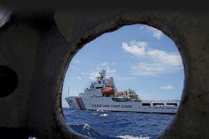 Trung Quốc đóng tàu tuần tra Hoàng Sa