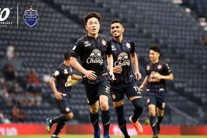 Xuân Trường được vinh danh ở đội hình tiêu biểu Thai-League