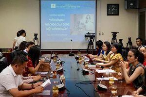 Công bố phim 'Hồ Chí Minh: Phác họa chân dung một chính khách'