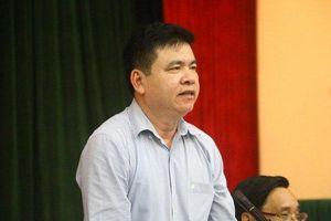 Phó trưởng Ban Tuyên giáo Thành ủy Hà Nội thông tin về vụ khám xét Nhật Cường Mobile