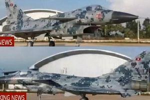 Không quân Lào nhận tiêm kích J-10C tối tân đầu tiên từ Trung Quốc?