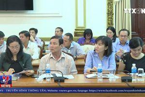 TP Hồ Chí Minh lo lắng cho tổng đàn lợn trước diễn biến của dịch tả lợn Châu Phi