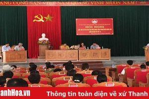 Đại biểu HĐND tỉnh tiếp xúc cử tri huyện Thọ Xuân