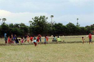 Tháng Hành động có chủ đề chung tay vì trẻ em nghèo, dân tộc thiểu số