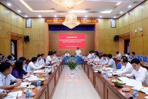 Tiểu ban Văn kiện Đại hội lần thứ XIII của Đảng làm việc tại Bộ Kế hoạch và Đầu tư