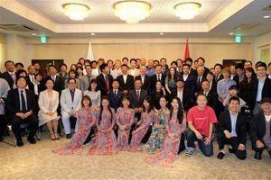 120 gian hàng tham gia Lễ hội Việt Nam tại Nhật Bản 2019