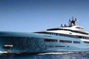 Siêu du thuyền 150 triệu USD của ông chủ CLB bóng đá Tottenham bất ngờ cập cảng Tiên Sa - Đà Nẵng