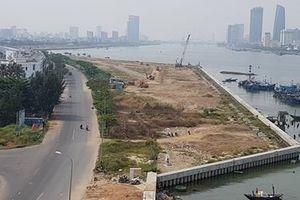 Dự án lấn sông Hàn phải dành vệt 20 mét mặt tiền ven bờ sông cho mục đích công cộng