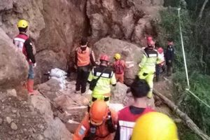 Sập mỏ vàng ở Indonesia, hàng chục người chết và bị chôn vùi