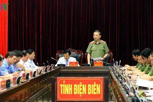 Bộ trưởng Tô Lâm: Ngăn chặn kịp thời thế lực xấu đe dọa đến an ninh