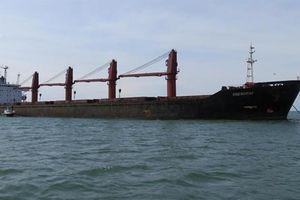 Triều Tiên yêu cầu Mỹ trao trả 'ngay lập tức' tàu hàng bị bắt giữ
