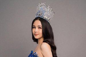 Lê Âu Ngân Anh tự nhận gây tranh cãi nhất lịch sử các Hoa hậu của Việt Nam