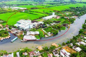 Công ty mía đường là thủ phạm gây ô nhiễm sông Cái Lớn