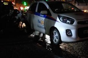 Danh tính đối tượng đâm nữ tài xế taxi gục tại ghế lái, nghi mâu thuẫn tình cảm ở Hà Nội