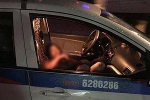 Nguyên nhân khiến gã đàn ông cầm dao đâm 2 nhát vào bụng và tay nữ tài xế taxi ở Hà Nội