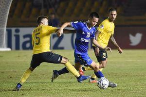 Theo chân CLB Hà Nội, B. Bình Dương vào bán kết AFC Cup
