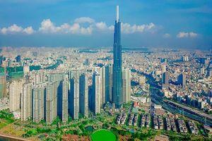 Nhìn được gì từ nóc tòa nhà cao 400 m?