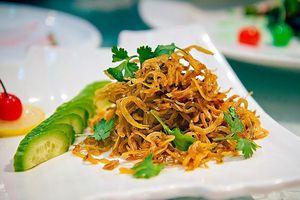 Mùa cá ngần, trổ tài nấu nướng với 6 món ăn ngon quên sầu