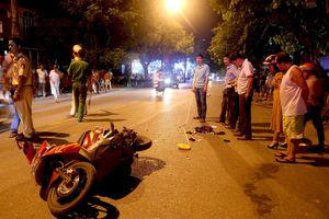 Tài xế lái ôtô bỏ chạy sau khi tông chết nam sinh lớp 3