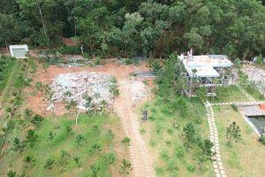 Sóc Sơn có 6/9 xã hoàn thành xử lý vi phạm đất rừng