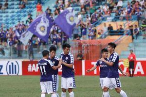 Hà Nội FC vượt qua vòng bảng của AFC Cup 2019