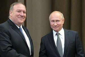 Tổng thống Putin chủ động giành thế phản công khi gặp Ngoại trưởng Mỹ