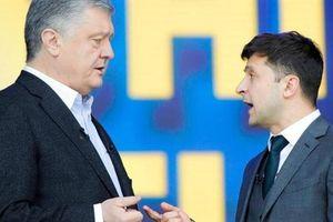 Lời khuyên của ông Poroshenko với người kế nhiệm