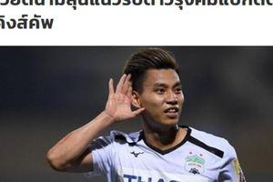 Báo Thái: 'Nguy to, ĐT Việt Nam đã có lại người hùng U23 châu Á'