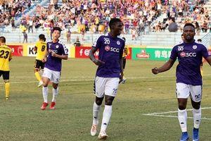 Hà Nội FC và B.Bình Dương dắt tay vào bán AFC Cup 2019