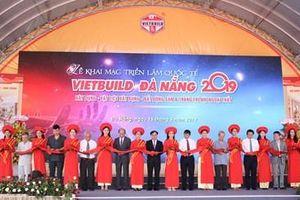Hơn 1.000 gian hàng tham dự VIETBUILD Đà Nẵng 2019