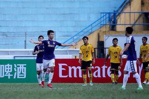 Thắng dễ Tampines Rovers, Hà Nội vào vòng knock-out AFC Cup