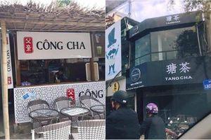 'Chết cười' với hàng loạt tên thương hiệu trà sữa được Việt hóa tên