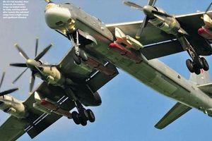 Nâng cấp một thứ, 'pháo đài bay' Tu-95MS mạnh gấp vạn lần!