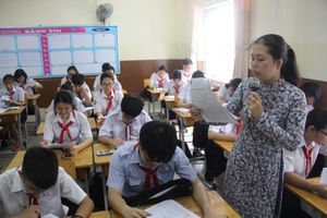 TPHCM: Tăng tốc ôn thi vào lớp 10