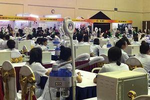 Gần 1.000 thí sinh tham dự cuộc thi 'Ngôi sao thương hiệu thẩm mỹ Việt Nam' lần thứ nhất