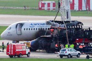 Toàn cảnh thảm họa máy bay Sukhoi Superjet 100