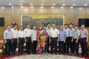 Bắc Giang khen thưởng đột xuất HS Trịnh Duy Hiếu, HCB Olympic Vật lý châu Á lần thứ 20