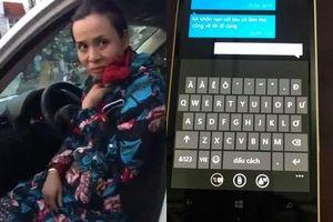 Vụ 'con nợ' siết cổ chủ nợ trong xe ô tô: Nạn nhân bất ngờ nhận được tin nhắn đe dọa